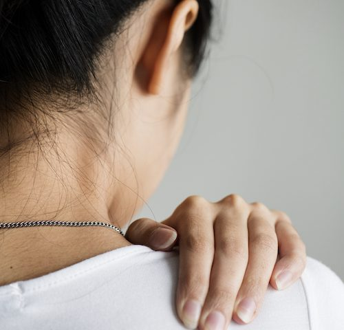 Zespół ucisku nerwu nadłopatkowego